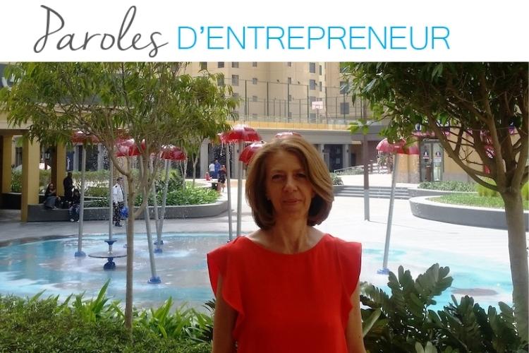 Paroles d'entrepreneur : la parole à… Anne Laurent !