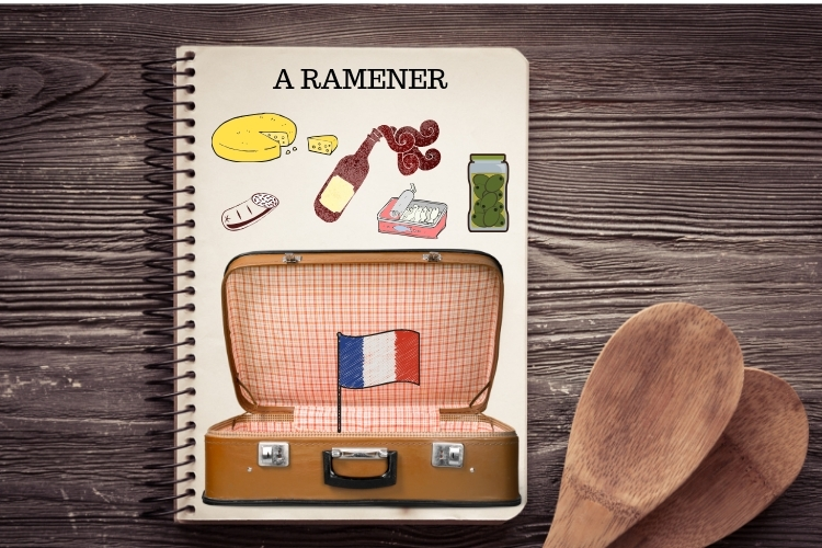Billet d'humour by Sophie : French Food for ever…