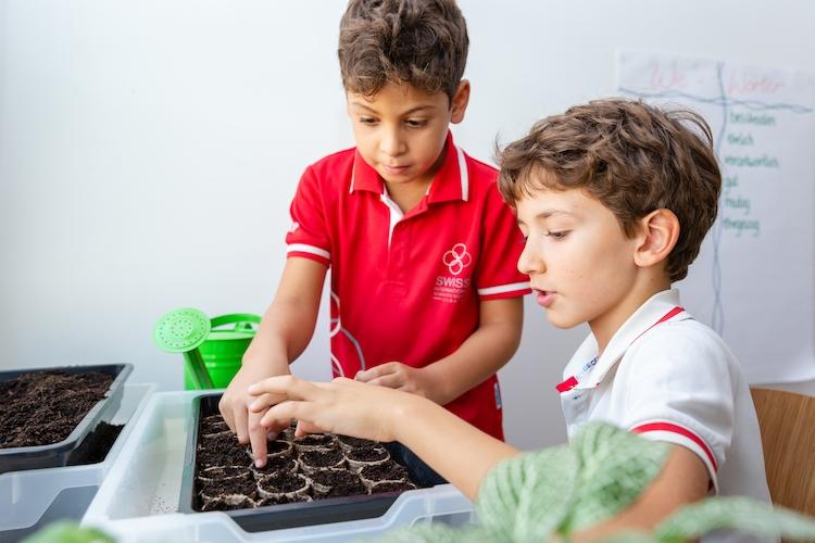 Swiss International Scientific School in Dubai : une école engagée dans le développement durable !