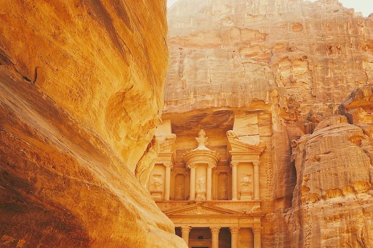 Destination à moins de 4h de Dubai : la Jordanie !