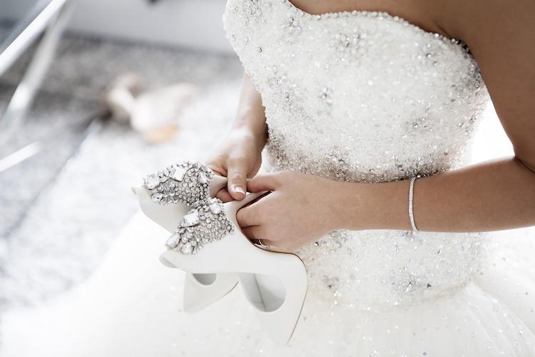 Nos 10 conseils pour choisir ses chaussures de mariée!