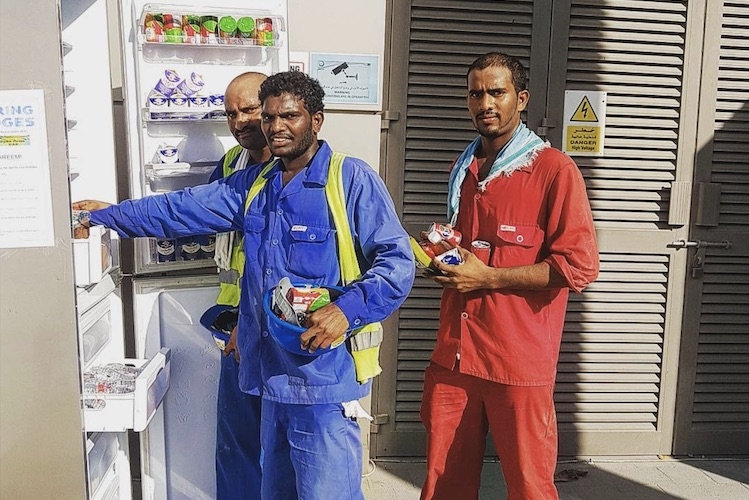 Solidarité : L'initiative « Ramadan Sharing Fridges » revient à Dubai !