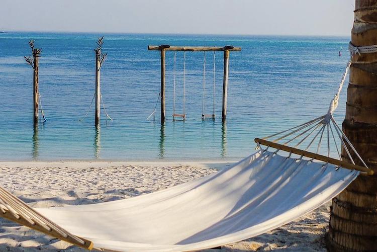 Day trip dans les îles des Émirats !