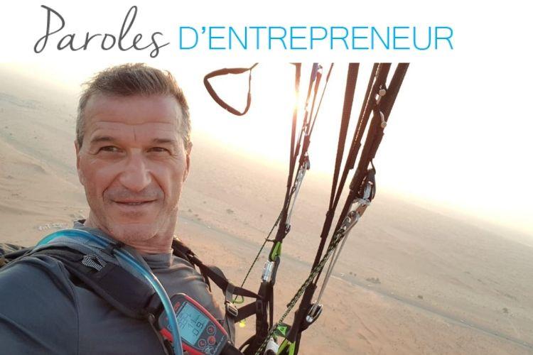 Paroles d'entrepreneur : La parole à … Thierry Louesse