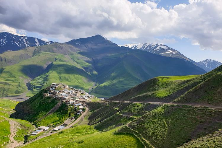 Destination à moins de 3 heures de Dubai: Baku et road trip en Azerbaïdjan!
