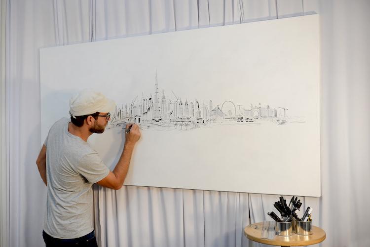Parole d'artistes : la parole à … Quentin Desmit !