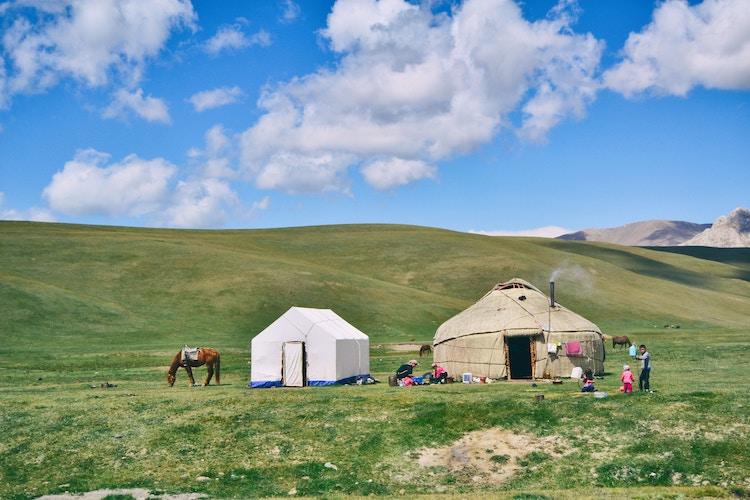 Destination à moins de 4 heures : le Kirghizstan