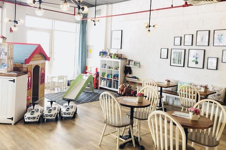 Notre sélection de cafés «Kids friendly» à Dubai !