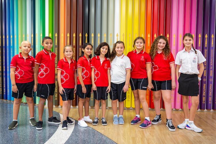 La Swiss International Scientific School de Dubai accueille deux nouveaux directeurs !
