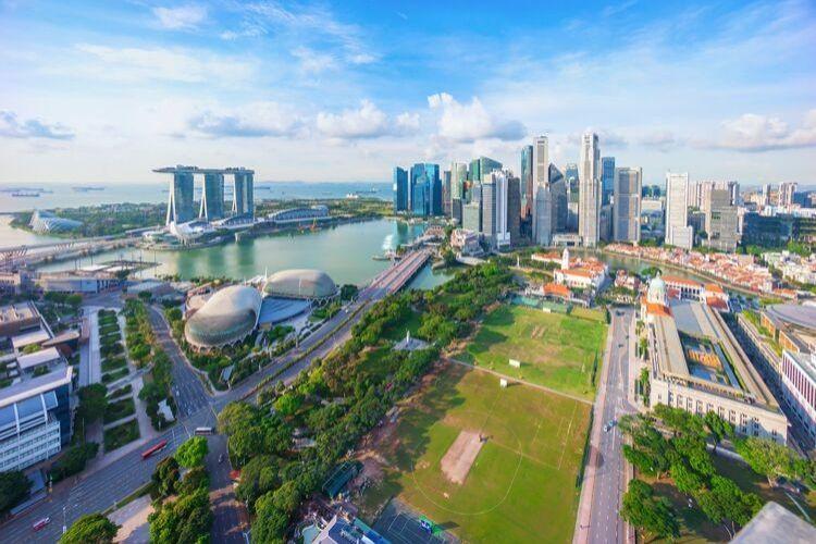 Escapade à Singapour depuis Dubai !