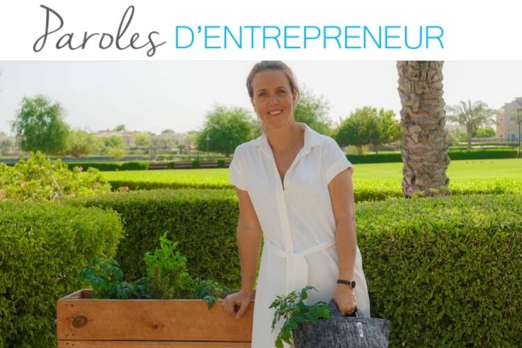 Paroles d'entrepreneur : La parole à … Rachel Witkowski