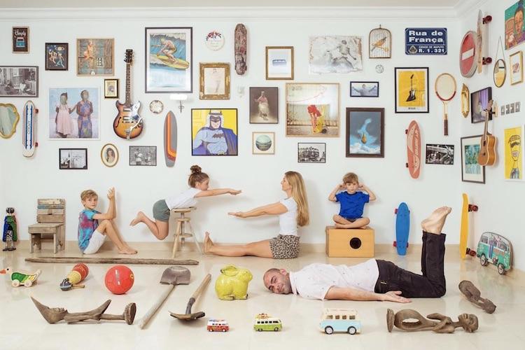 Studio Le Carré : vivez une séance photo amusante et décalée à domicile !