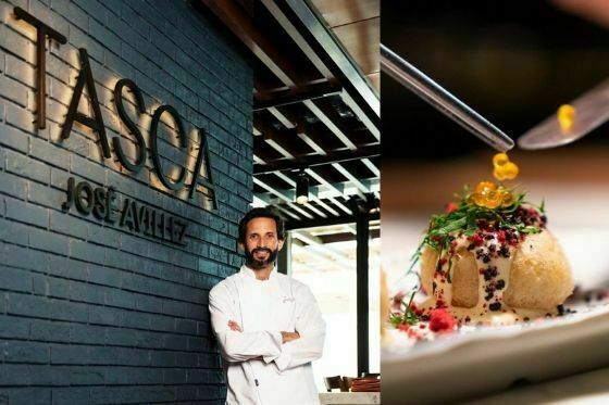 Chef José Avillez Tasca restaurant, Mandarin Oriental Dubai