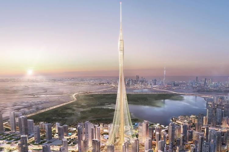 Dubai: les plus beaux projets d'ici 2021