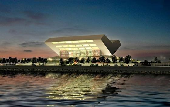 Mohamed Bin Rashid Library Dubai