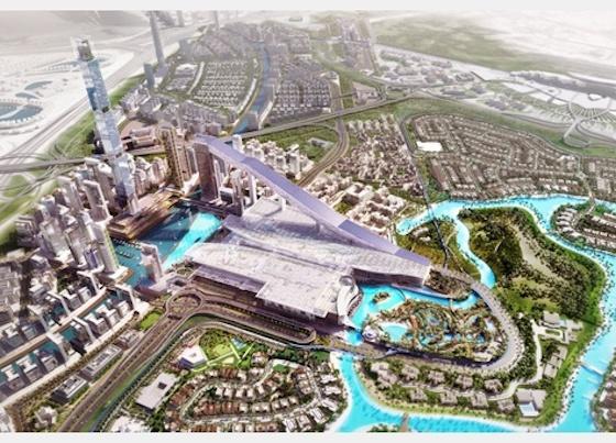 Mall Meydan One