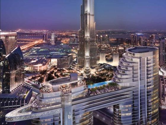 Adresse Sky View Dubai Downtown