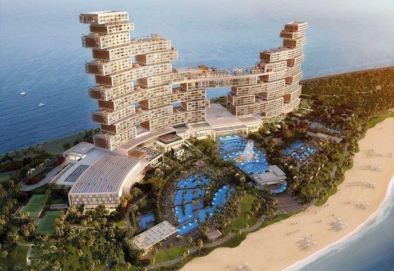 Le Royal Atlantis resort and Résidences