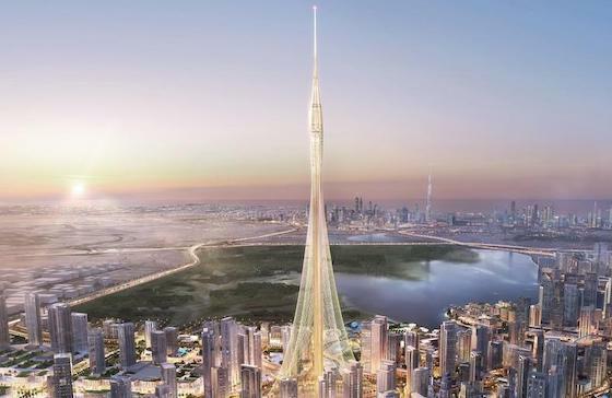 The Tower, Dubai Creek Harbour