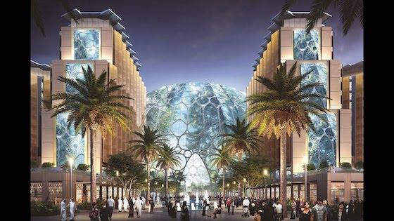 Expo 2020 Dubai, Connecter les esprits, Construire le futur.