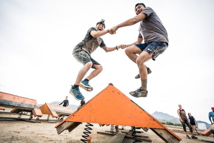 Course : la Tough Mudder et autres défis sportifs originaux à Dubai !