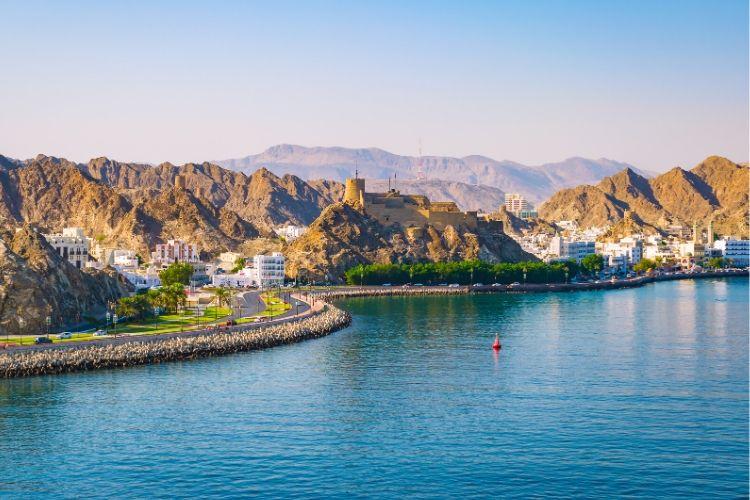 Destination à moins de 2h: escapade à Mascate en Oman!
