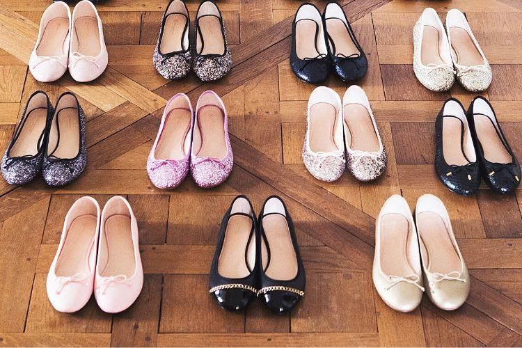 Des marques de chaussures lancées à Dubai par des Français.