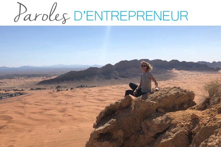 Paroles d'entrepreneur : La parole à … Alexandra de Lange