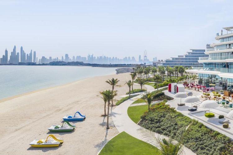 Notre TOP des hôtels de plage de Dubai par quartier !