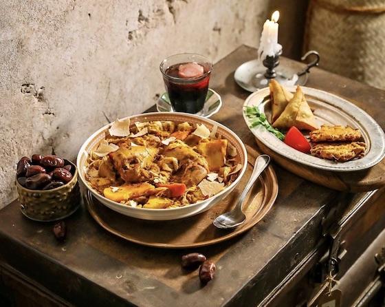 Cuisine émirati al Fanar Festival City