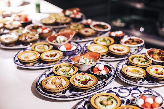 Al Made restaurant double Tree  Cuisine libanaise
