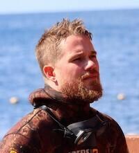 Jean Peters instructeur d'apnée et chasse sous-marine
