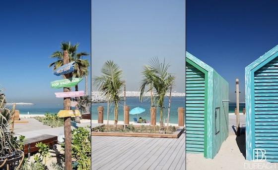 La mer beach Jumeira 1