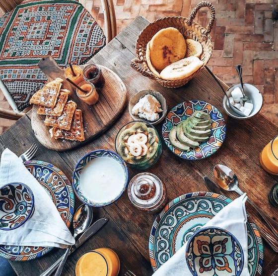 Palestinienne cuisine