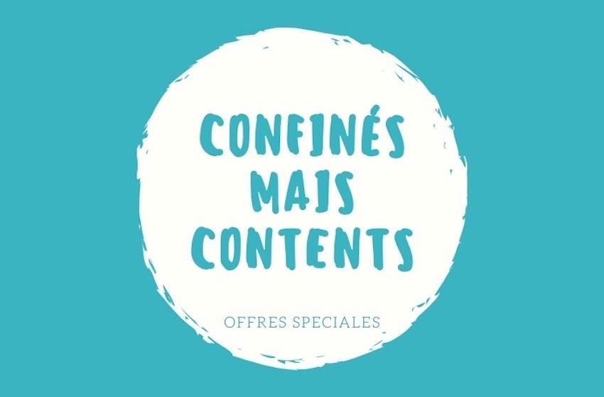 Les offres de « confinement » des entreprises francophones à Dubai !