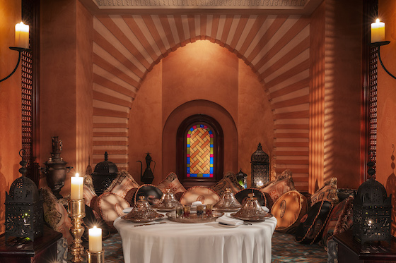 Tagine One And Only Royal Mirage