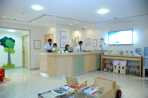 Secrétariat French Clinic