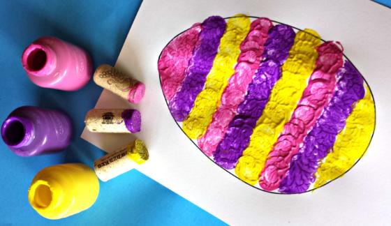 Coloriages imprimable pâques