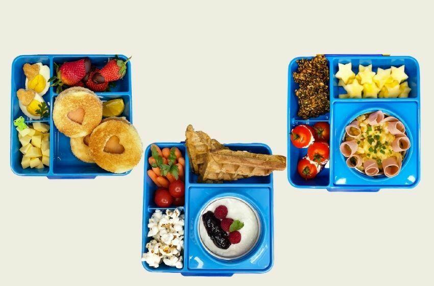 Les idées de lunch box simples et savoureuses pour l'école by Marie.Market !