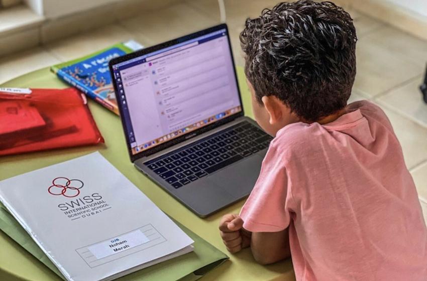 La Swiss International Scientific School Dubaidresse un premier bilan de son programme d'apprentissage à distance !