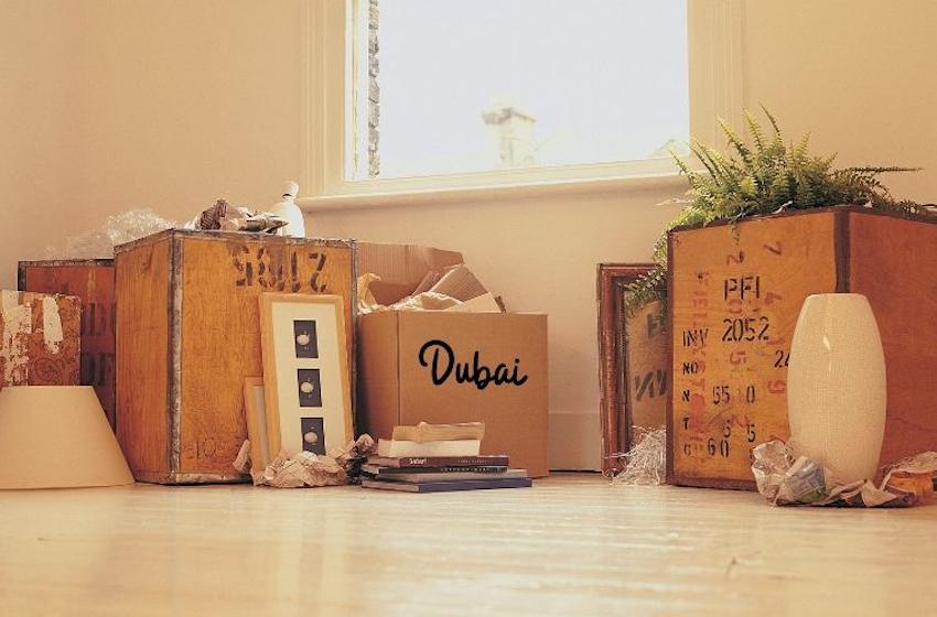 Cartons emménagement dubai