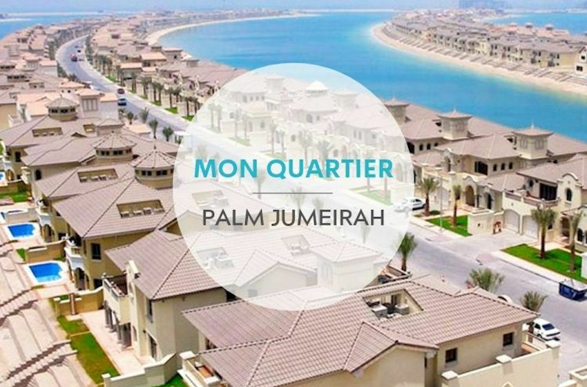Palm Jumeirah the Palm
