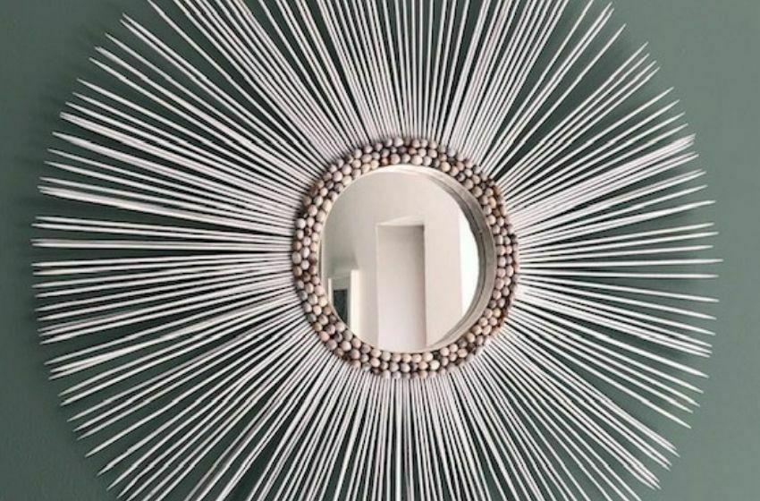 Miroir soleil - octoos