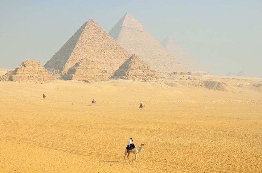 Week-end au Caire visite des pyramides de Gizeh