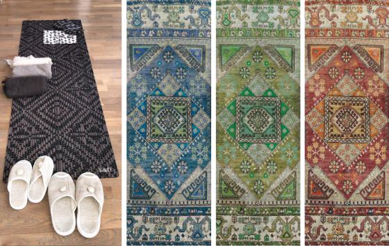 BalaD tapis de yoga éthique et ethnique