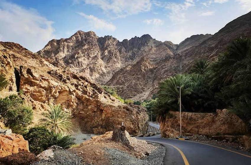 À la découverte des Émirats : un weekend à Fujairah !