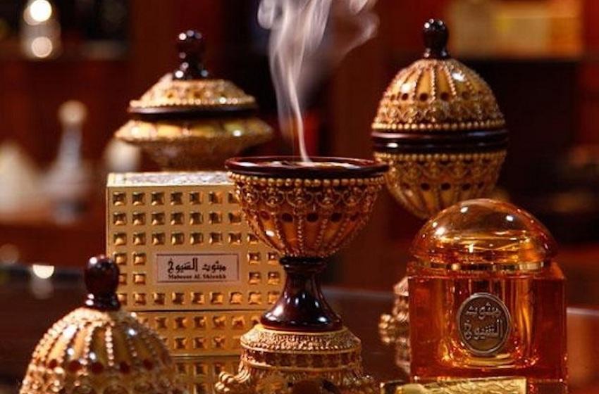 Le parfum dans la culture arabe