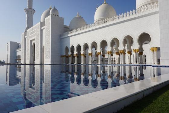 Grande Mosque d'Abu Dhabi
