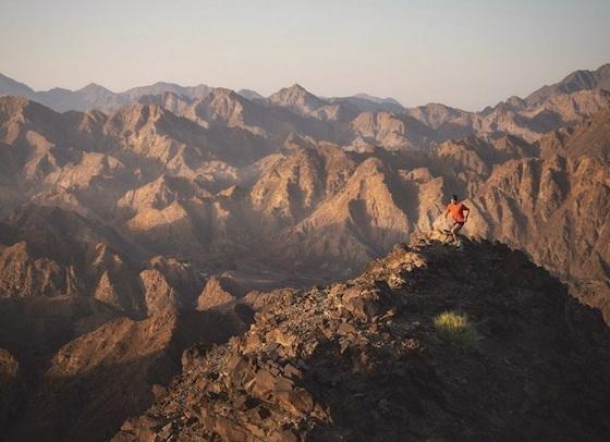 Jebel Jais Montain Ras al Khaimah