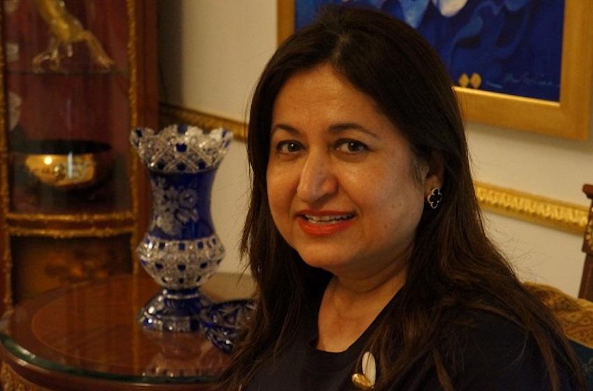 Docteur Husnia Gargash